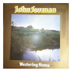 Cover - John Surman: Westering Home