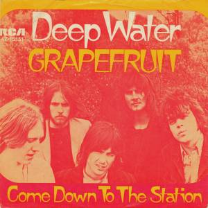 Cover - Grapefruit: Deep Water