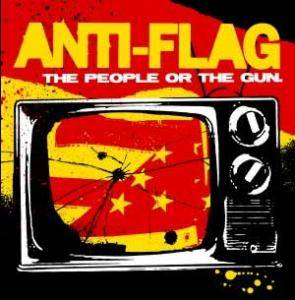 Anti-Flag: People Or The Gun., The - Cover