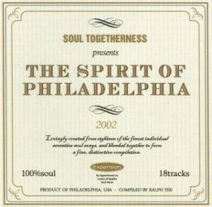 Cover - Revelation: Spirit Of Philadelphia 1, The