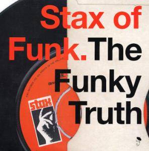 Cover - Lee Sain: Stax Of Funk