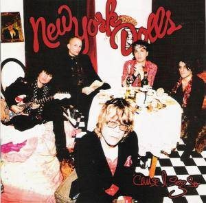 Cover - New York Dolls: 'cause I Sez So