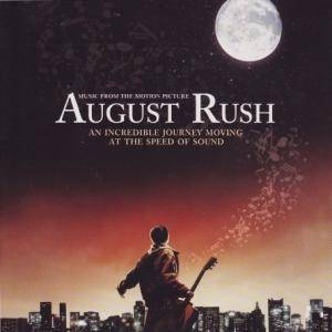 Cover - Kaki King: August Rush - Music From The Motion Picture