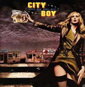 Cover - City Boy: Young Men Gone West