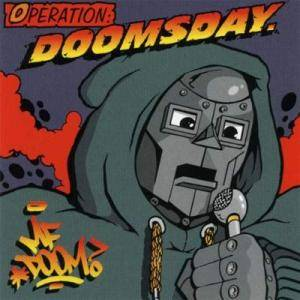 MF Doom: Operation: Doomsday - Cover