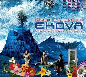 Cover - Ekova: Space Lullabies And Other Fantasmagore