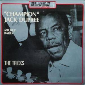 Cover - Champion Jack Dupree: Tricks, The