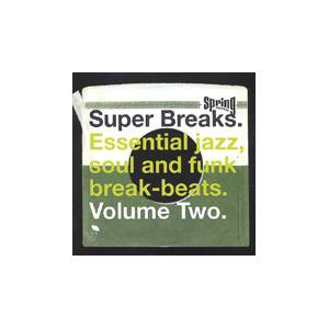Cover - Ernie Hines: Super Breaks Volume Two