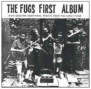 The Fugs: First Album - Cover