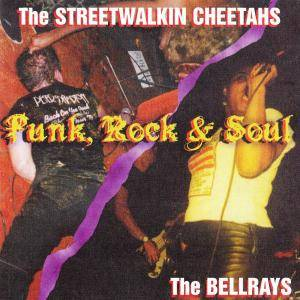 Cover - BellRays, The: Punk, Rock & Soul