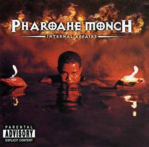 Pharoahe Monch: Internal Affairs - Cover