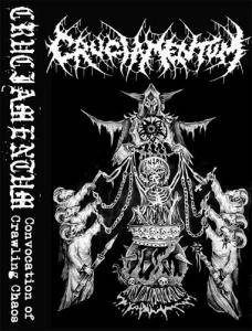 Cruciamentum: Convocation Of Crawling Chaos - Cover