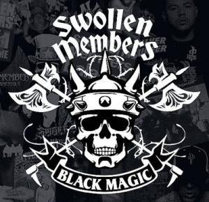 Cover - Swollen Members: Black Magic