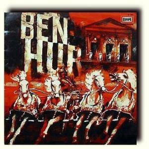 Lew Wallace: Ben Hur - Cover