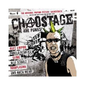 chaostage we are punks