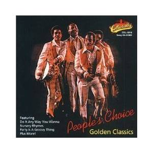 Cover - People's Choice, The: Golden Classics