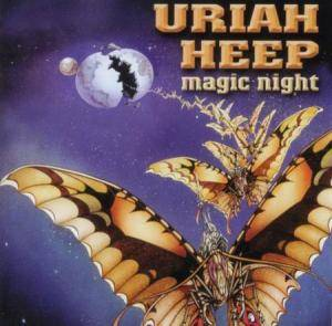 Uriah Heep: Magic Night - Cover