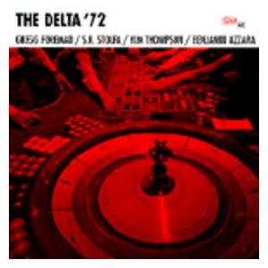 Cover - Delta 72, The: On The Rocks