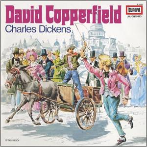 Charles Dickens: David Copperfield - Cover
