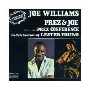Cover - Joe Williams: Prez & Joe