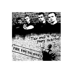 The Young Ones: This One's 4 The Young Hearted - Cover