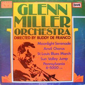 Cover - Glenn Miller Orchestra, The: Directed By Buddy De Franco