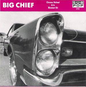 Cover - Big Chief: Chrome Helmet