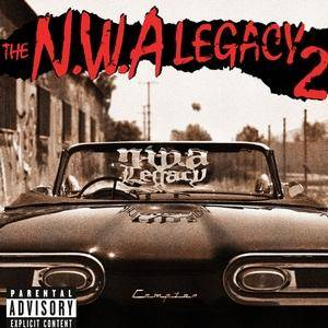 N.W.A. Legacy Vol. 2, The - Cover