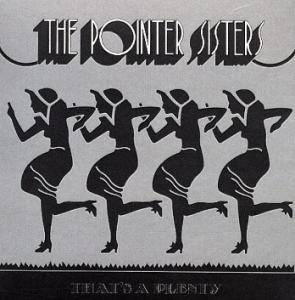 Cover - Pointer Sisters, The: That's A Plenty