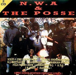 N.W.A. & The Posse - Cover