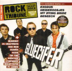 Rock Tribune Januari 2004 - Cover