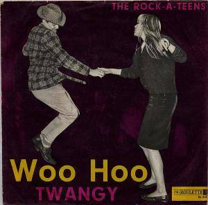 Cover - Rock-A-Teens, The: Woo Hoo