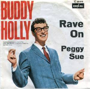 Buddy Holly: Peggy Sue - Cover