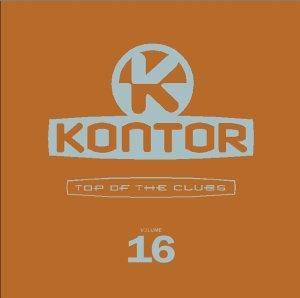 Cover - Second Sun: Kontor - Top Of The Clubs Vol. 16