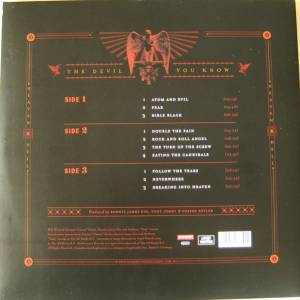 Heaven & Hell: The Devil You Know (2-LP) - Bild 3