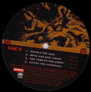 Heaven & Hell: The Devil You Know (2-LP) - Bild 5