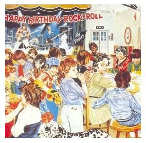 Cover - Pirates, The: Happy Birthday Rock 'n' Roll