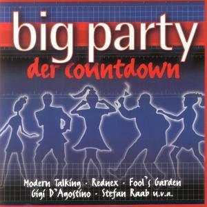 Big Party - Der Countdown - Cover