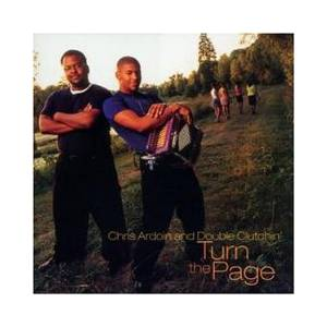 Cover - Chris Ardoin & Double Clutchin': Turn The Page