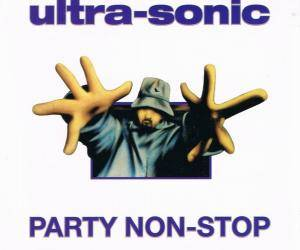 Cover - Ultra-Sonic: Party Non-Stop