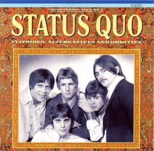 "Status Quo: ""Quotations"" Volume 2 - Flipsides, Alternatives And Oddities - Cover"