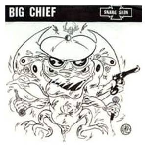 Cover - Big Chief: Friday Night August 14th