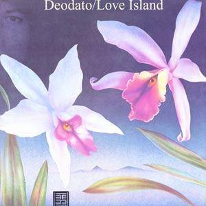 Eumir Deodato: Love Island - Cover