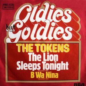 The Tokens: Lion Sleeps Tonight, The - Cover