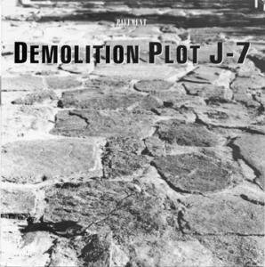 Cover - Pavement: Demolition Plot J-7
