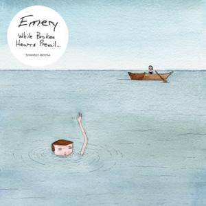 Cover - Emery: While Broken Hearts Prevail