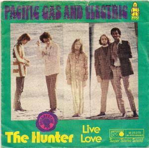 Cover - Pacific Gas & Electric: Hunter, The