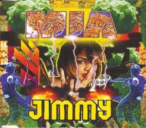 Cover - M.I.A.: Jimmy