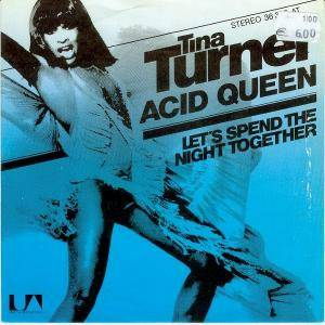 Cover - Tina Turner: Acid Queen