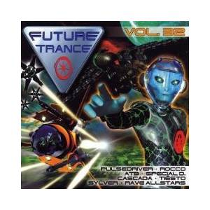 Future Trance Vol. 32 - Cover